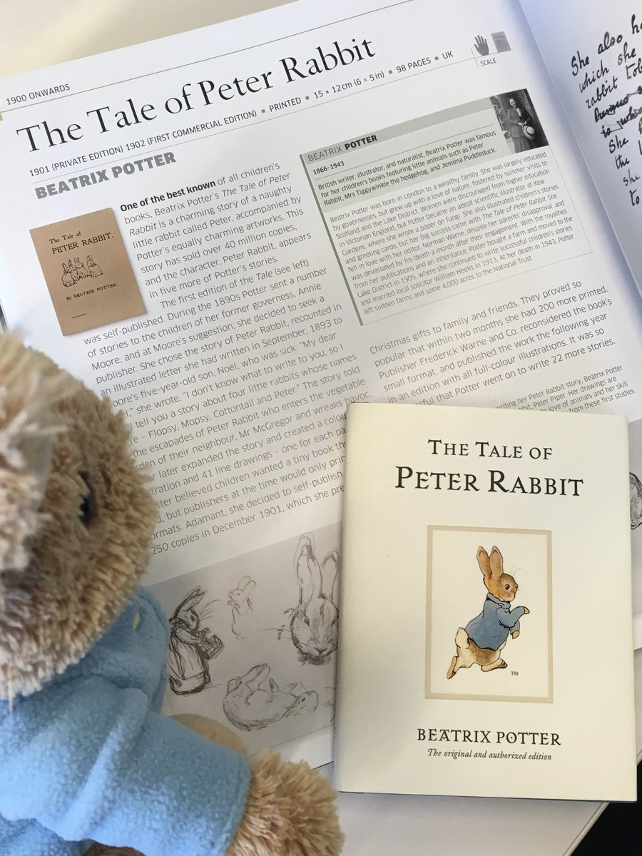 Peter Rabbit On Twitter Happypublicationday Books That Changed