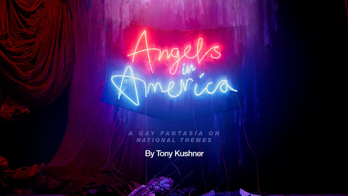 #AngelsinAmerica... in America. Our production is heading to Broadway in 2018.