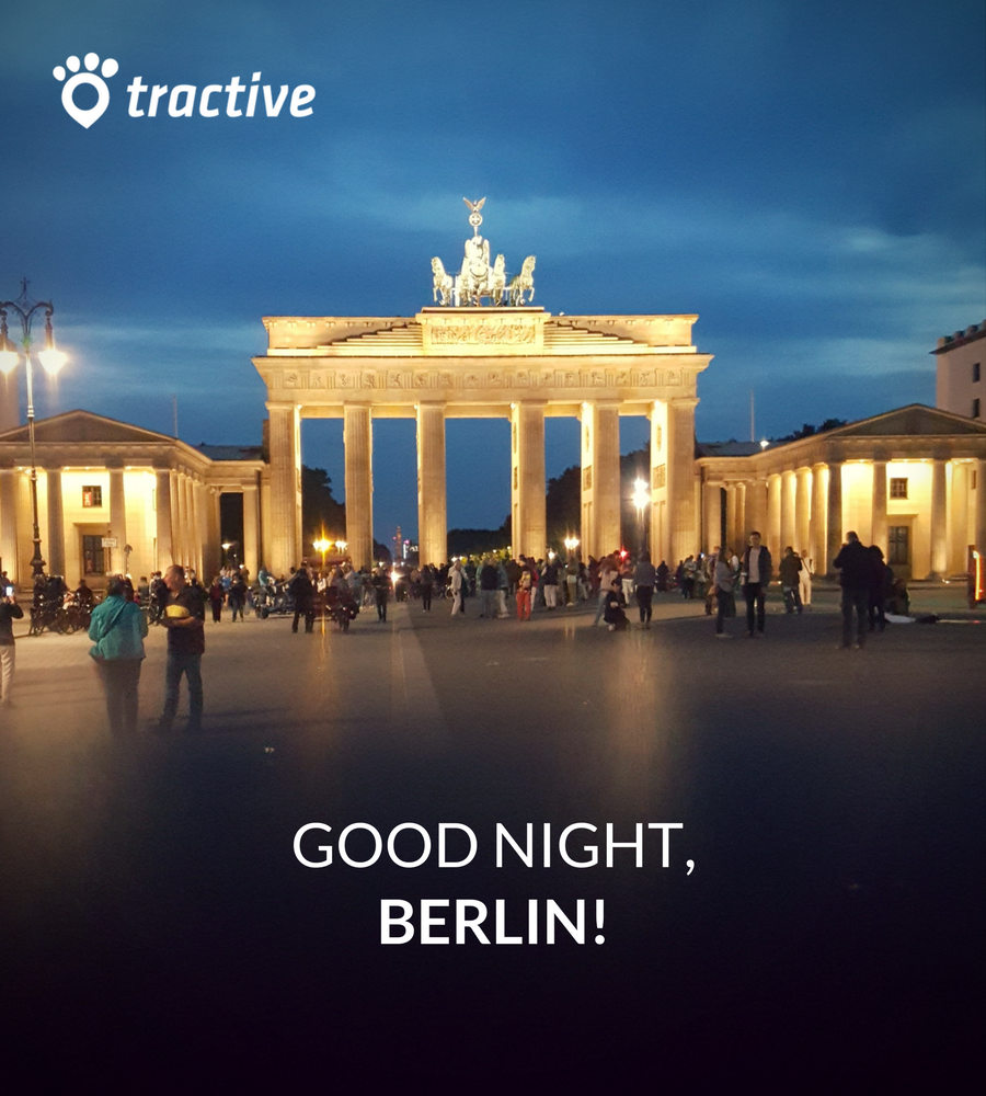 Good night, Berlin and special thanks to the wonderful organization of @IFA_Berlin. See you next year! #IFA2018 #IFA2017 #IFA https://t.co/ELKFKHIphG