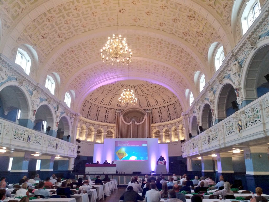 RT @apseevents Now listening to Sean Hanson from @LP_localgov discuss devolution and localised industrial strategies #APSE17