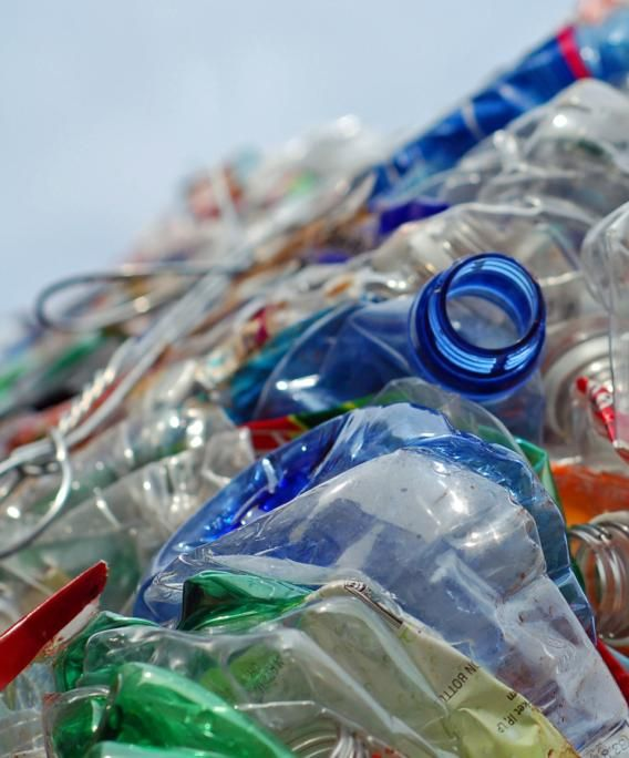 """Recycled Plastic Bottle: World Cleanup Day On Twitter: """"What Happens To All Those"""