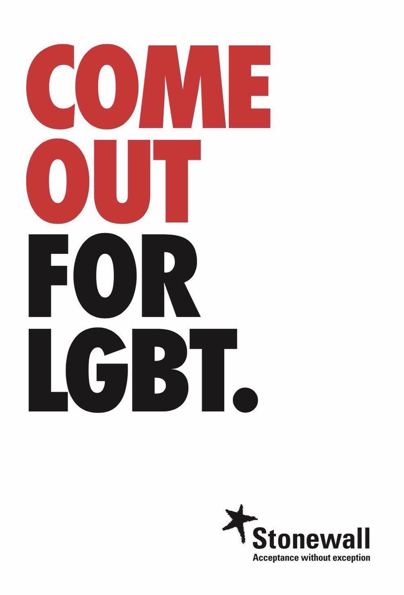 We are in full support of the #ComeOurFo...