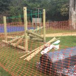 WOW! New Reception play equipment is being installed. Thanks everyone, ever so much, for all your Sainsbury's #ActiveKids vouchers!