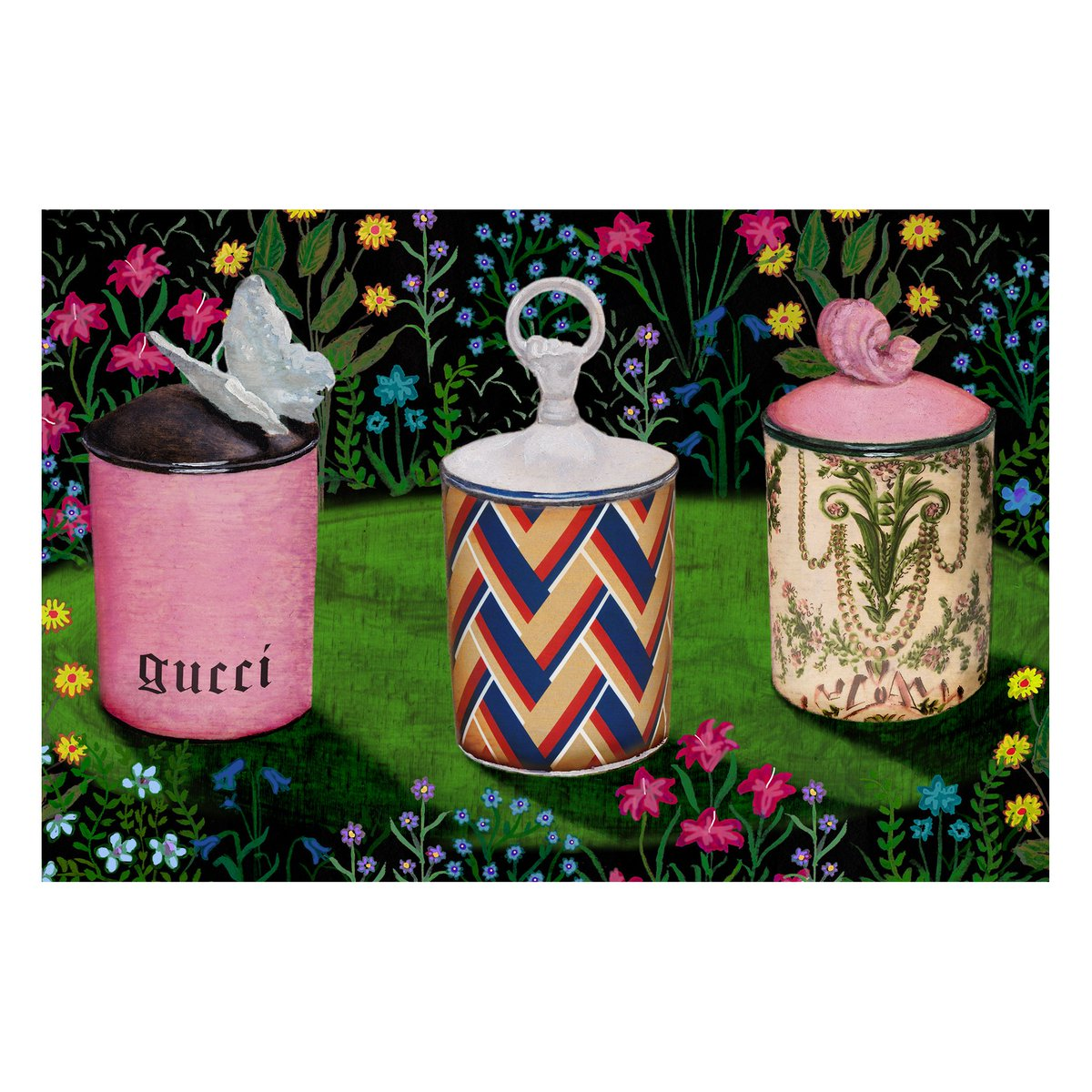 Gucci On Twitter A Glimpse At The Guccidcor Scented Candles