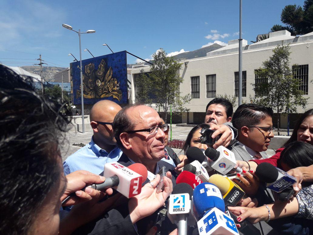 Resultado de imagen para Eduardo Franco abogado de jorge glas