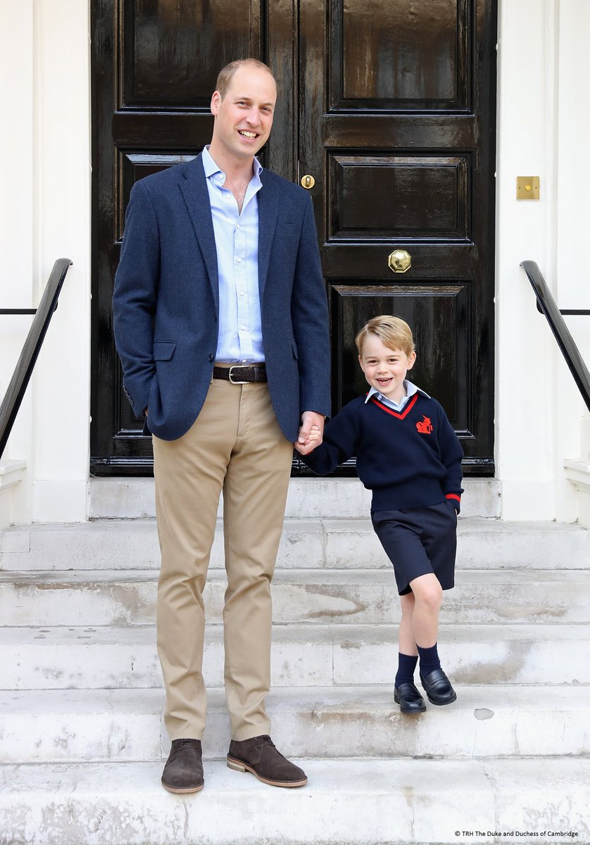 Princess Charlotte to attend the same school as Prince George