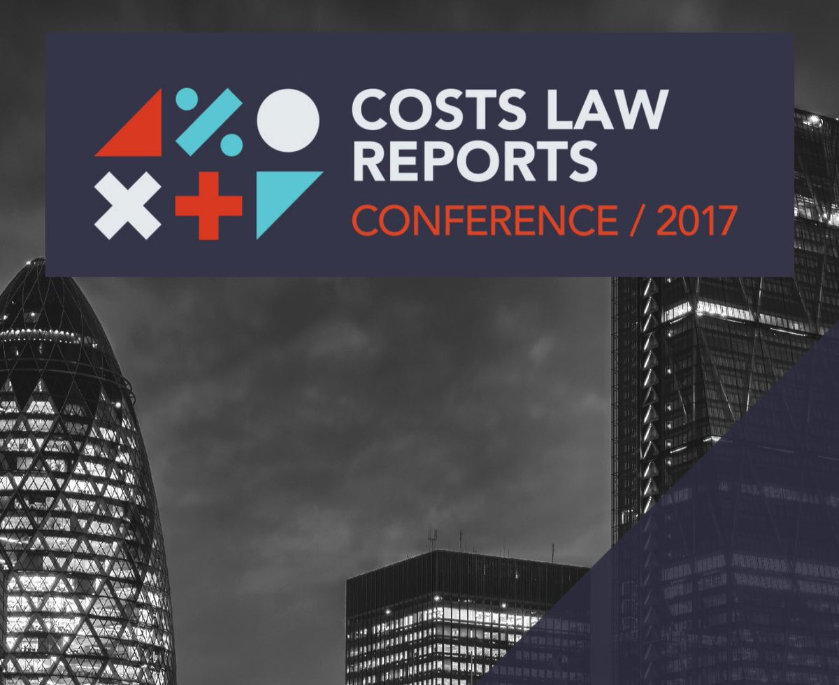 Working on the delegate pack for this year&#39;s #SoldOut @CLR_Conference this month #costslaw. Earlybird rates for the 2018 event coming soon! <br>http://pic.twitter.com/K8kdnfZsSp