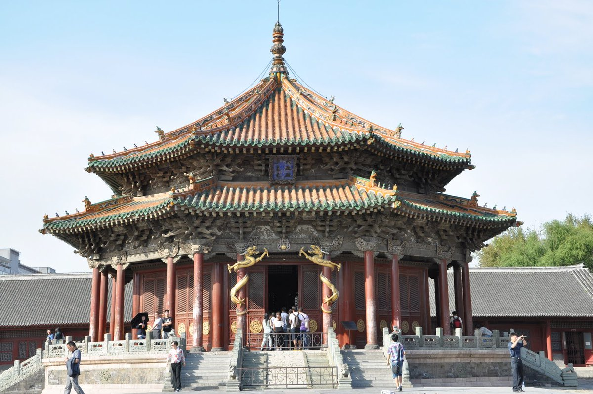 индии есть древняя китайская архитектура с картинками стоит отметить