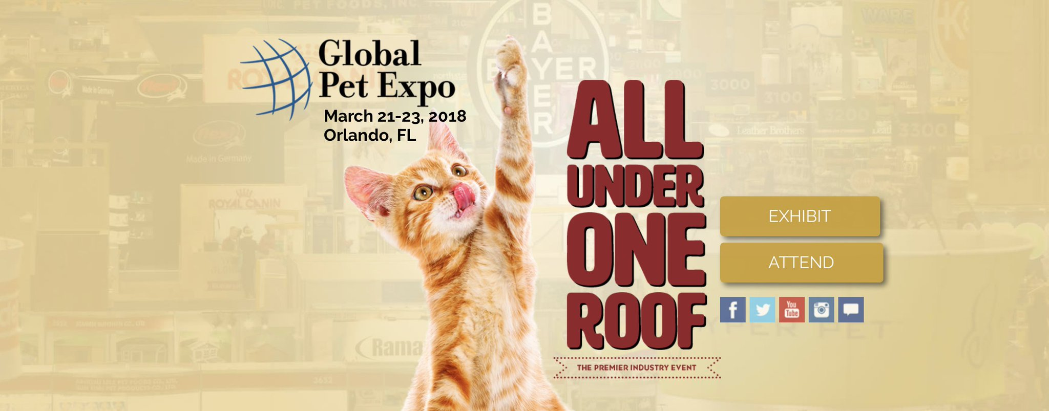 Image result for global pet expo 2018