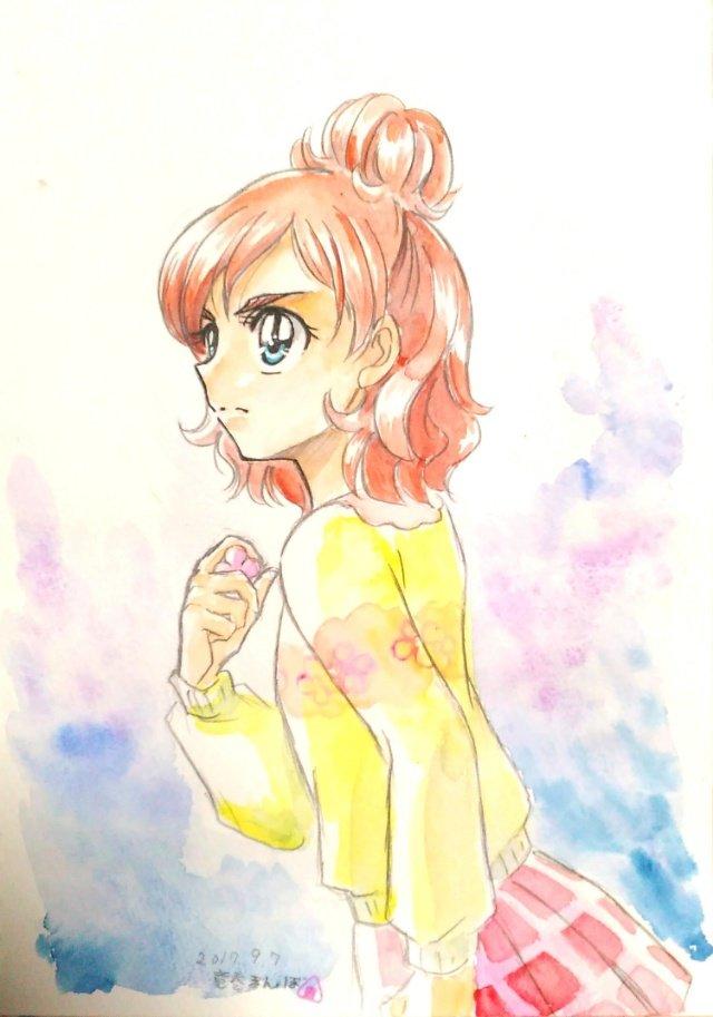 竜巻まんぼ (@tatsumakimanbo)さんのイラスト