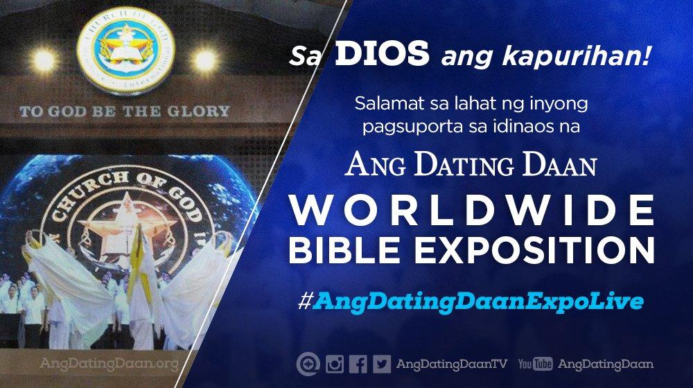 15 Exposition Worldwide Bible Ang 2018 Dec Dating Live Daan