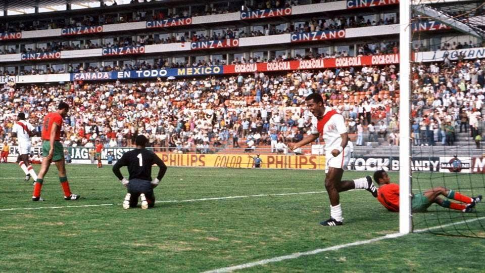 """Resultado de imagen de estadio leon mundial 1970"""""""