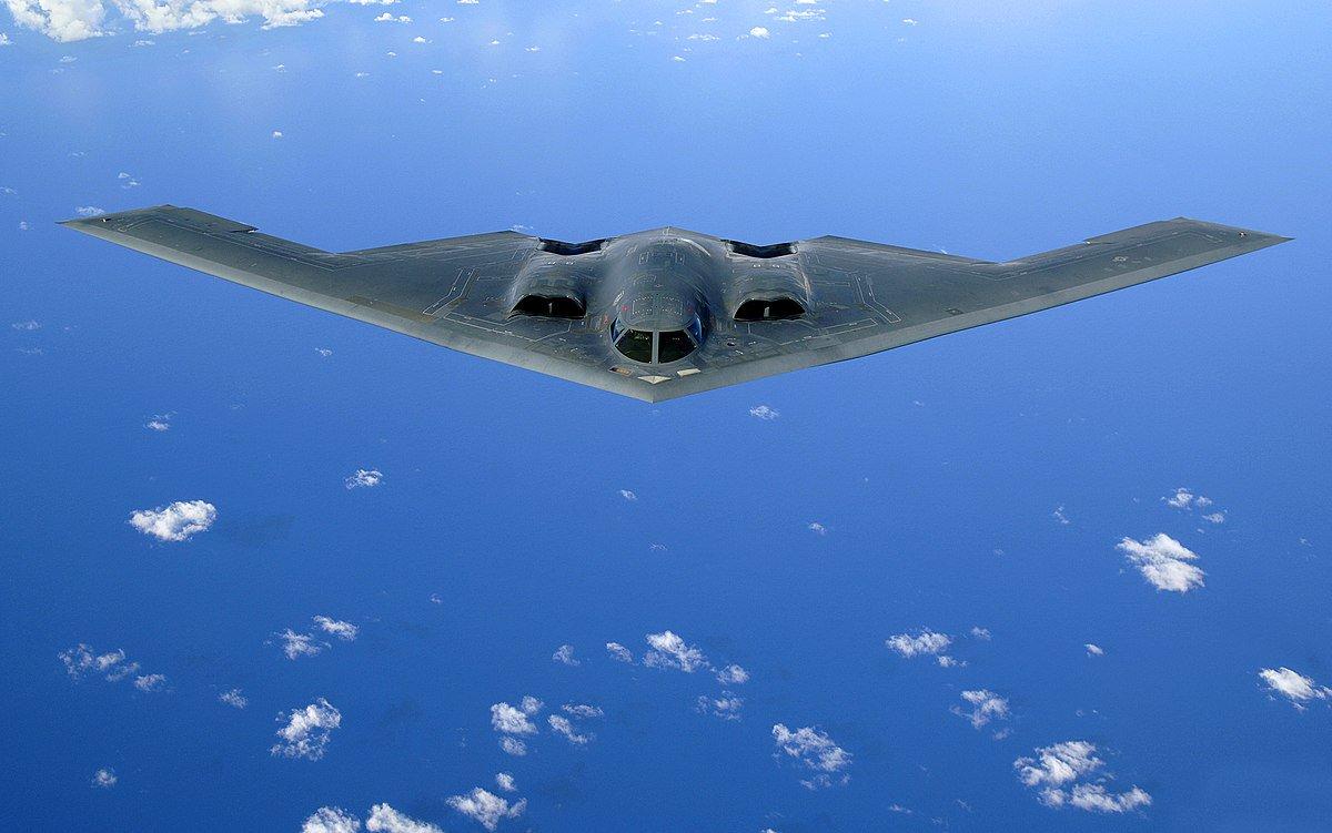 Resultado de imagen para twitter U.S. B-2