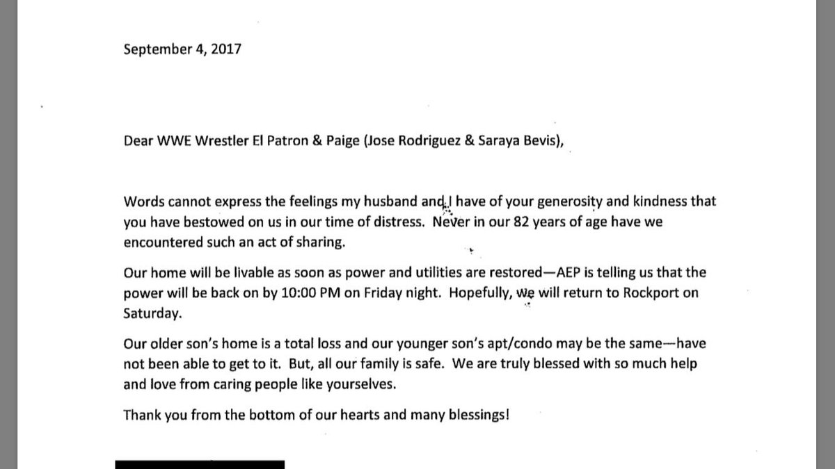 Alberto el patron on twitter received a great letter today alberto el patron on twitter received a great letter today makes me feel really happy that we can help in any way when it came to hurricaneharvey god aljukfo Choice Image