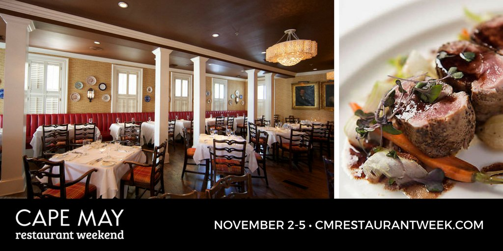 Cape May Restaurant Week On Twitter The Ebbitt Room Is Rooted In A - Farm to table philosophy