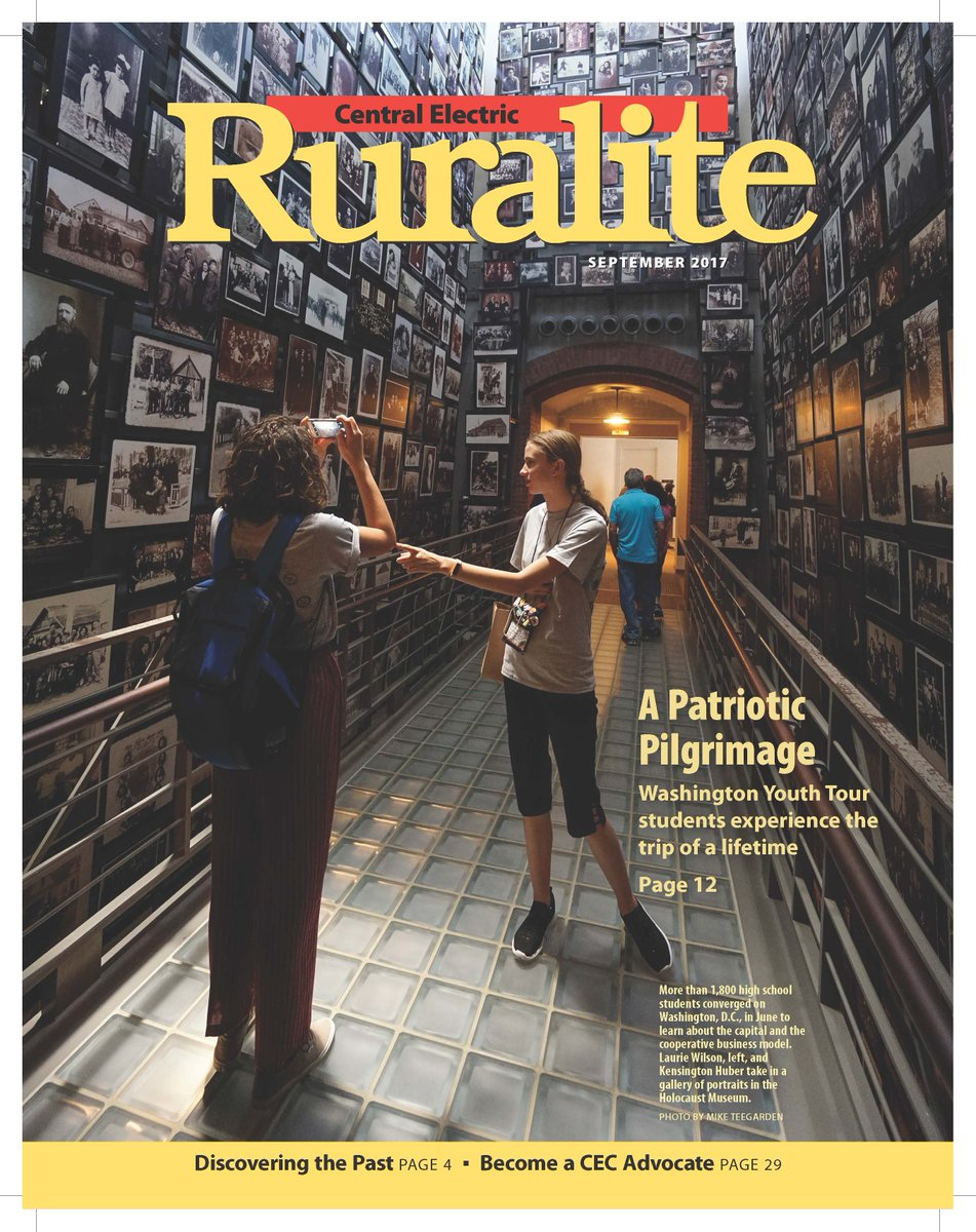 Don&#39;t miss the September #Ruralite. Discover the journey of this year&#39;s #YouthTour delegates and more! #YTDC  http:// ruralite-cec.or.newsmemory.com / &nbsp;  <br>http://pic.twitter.com/qAl3otN3AX