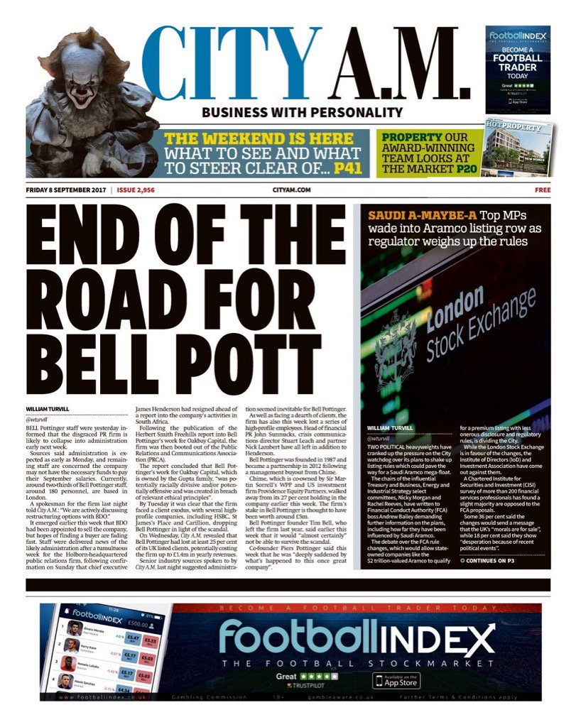 Bell Pottinger expelled from PR trade body after South Africa racism row DJJlIO_W0AEWBs7