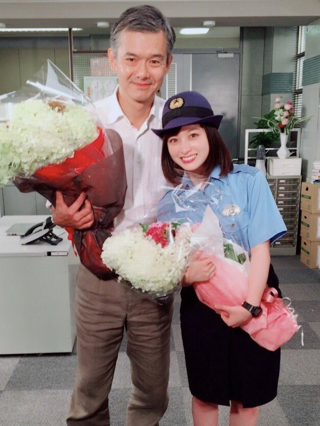 渡部篤郎と橋本環奈