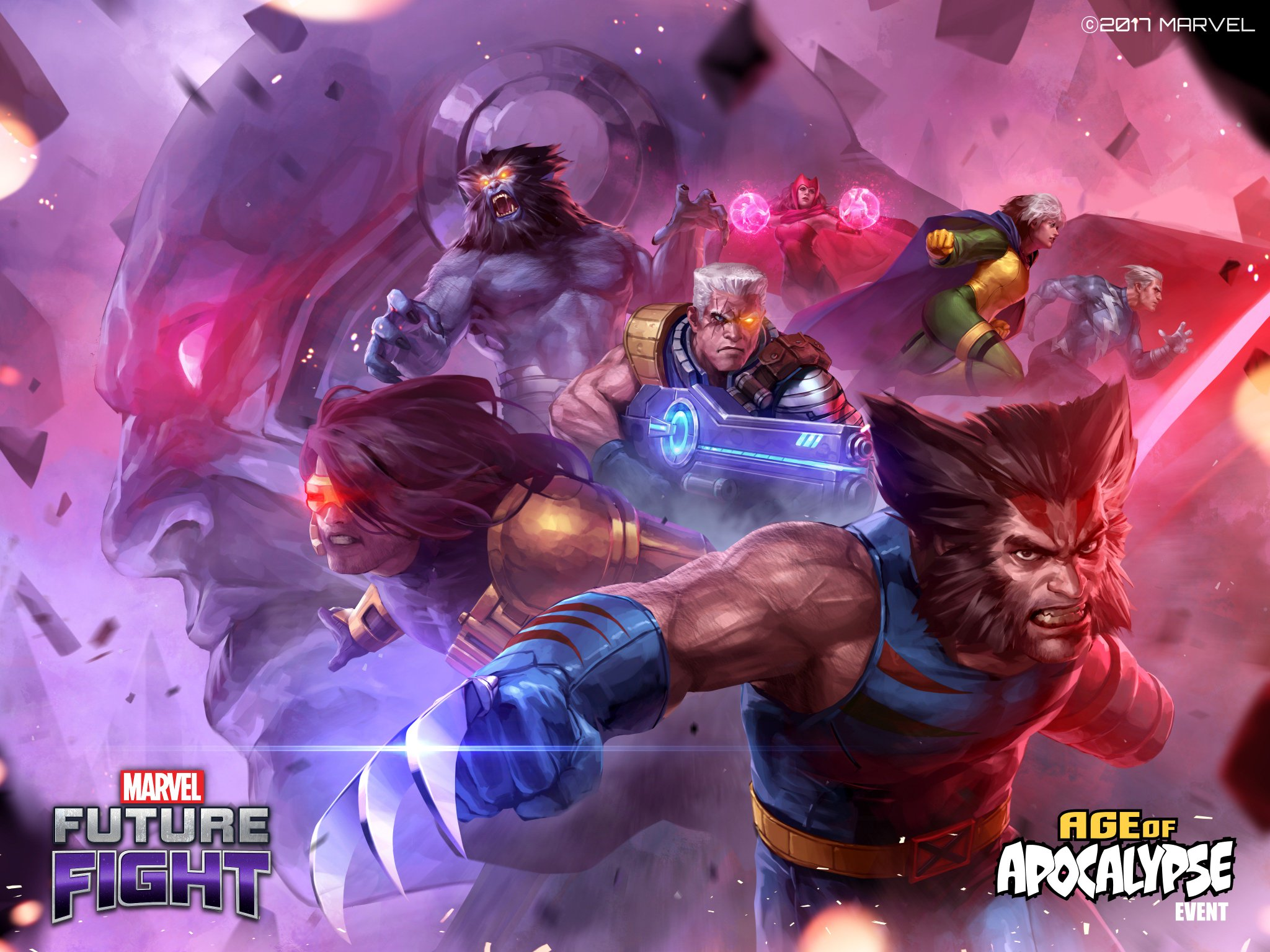 [iOS/Android] Marvel Future Fight Official Thread - Part 2 [REBORN]