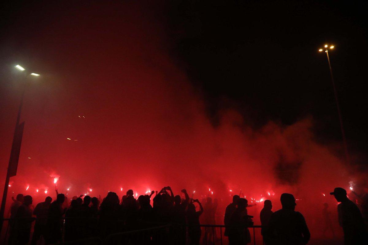 Isso aqui é #Flamengo  Até o fim!