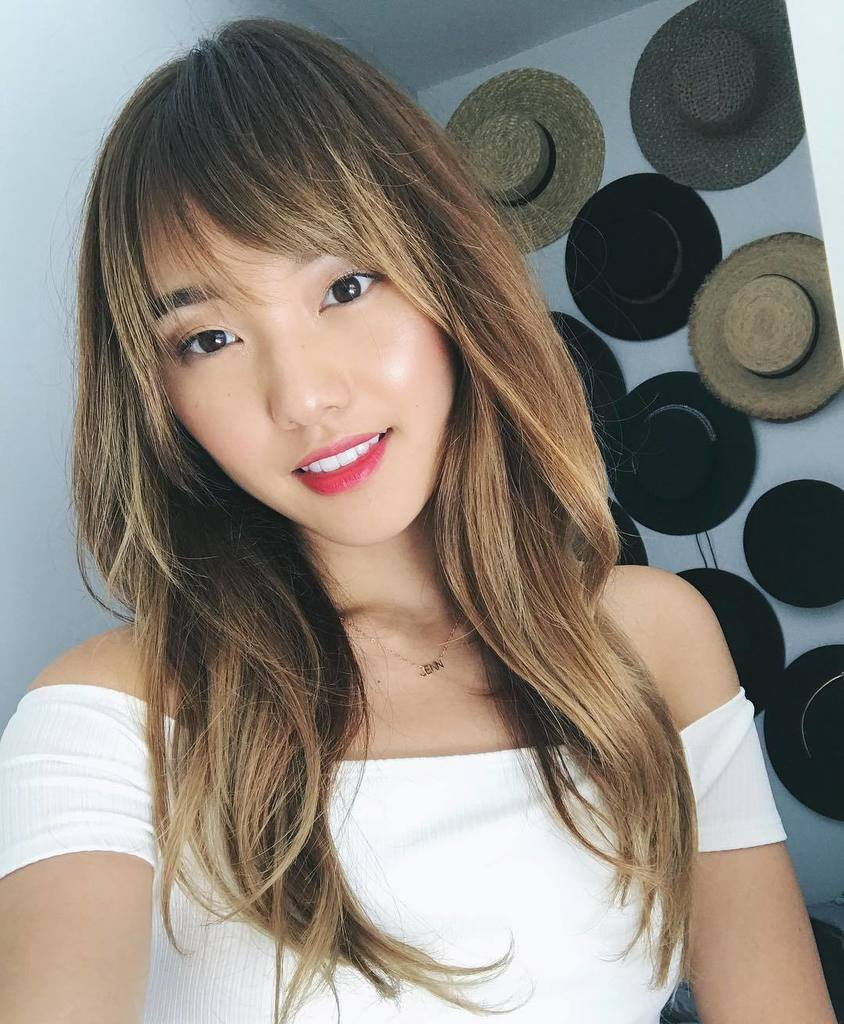 Jenn Im On Twitter Snip Snip Bangs By Chazdean Color By