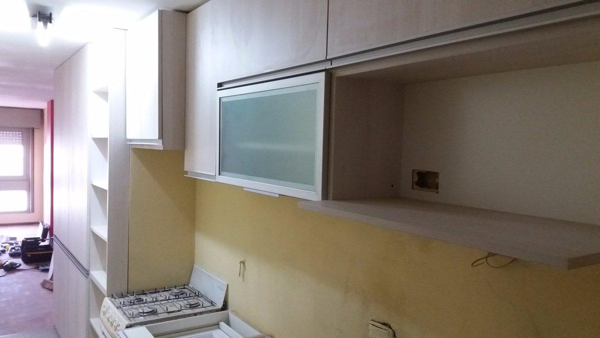 Demob Muebles On Twitter Amoblamiento De Cocina En Melamina Teka  # Muebles De Cocina Faplac