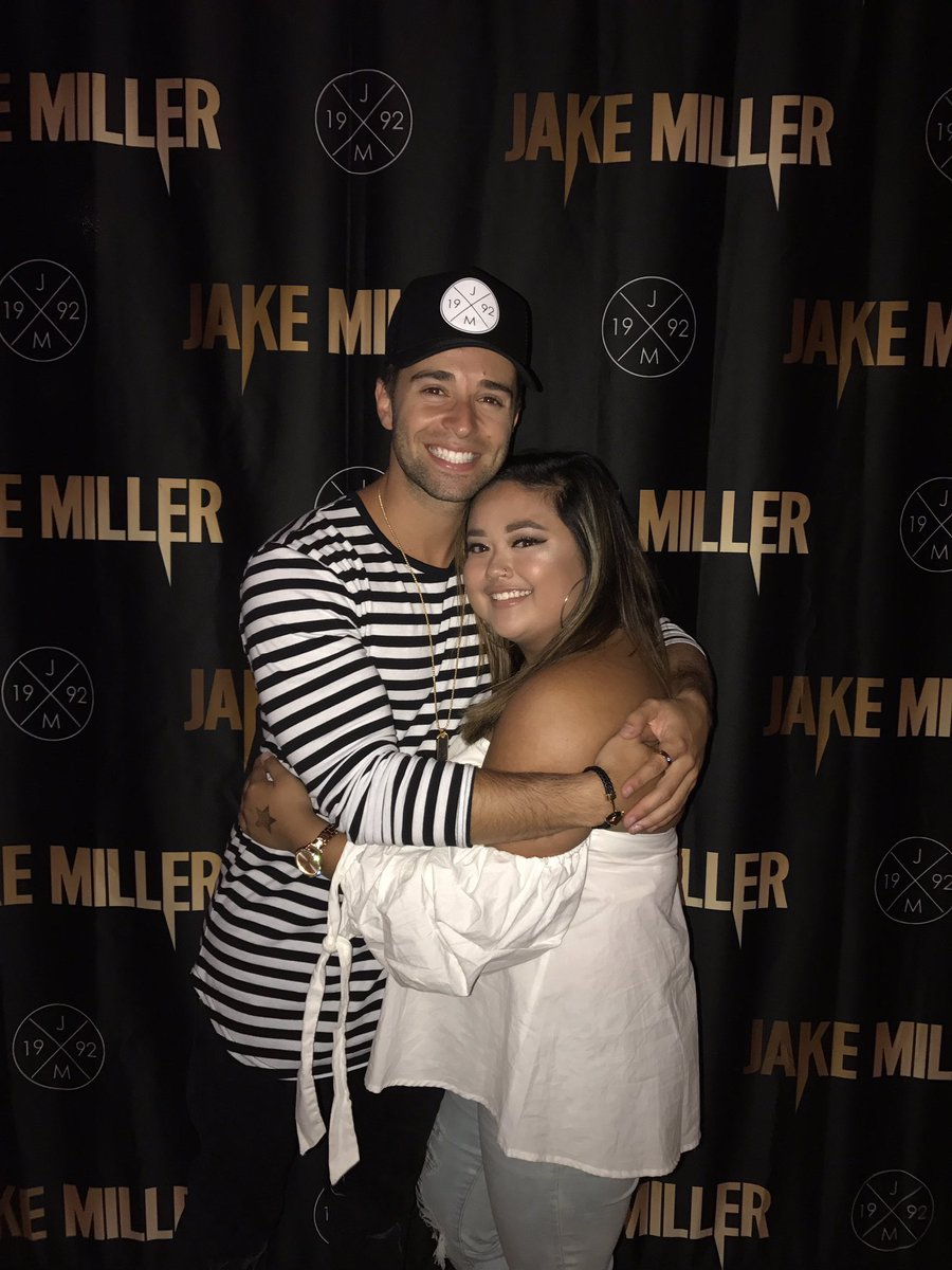 Jake Miller Updates On Twitter Jakemiller With Fans At Tonights