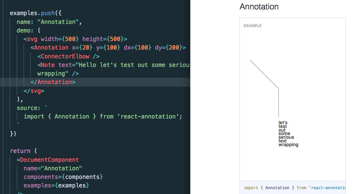 React Text Annotator