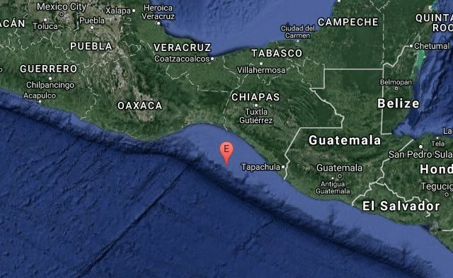 Alerta por posible tsunami en costas de Oaxaca, Chiapas, Guatemala, El Salvador y Honduras https://t.co/pGkZocdKXt https://t.co/gz22Tg8NFs