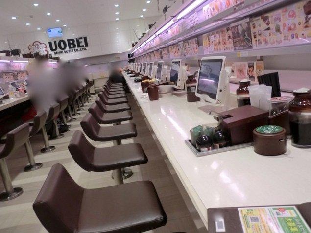 「これが21世紀の寿司屋だ」回らない回転寿司屋・魚べいのオーダーシステムが未来感ある