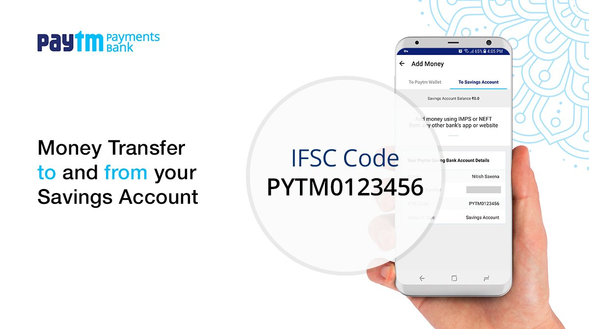 Paytm Payments Bankverified Account