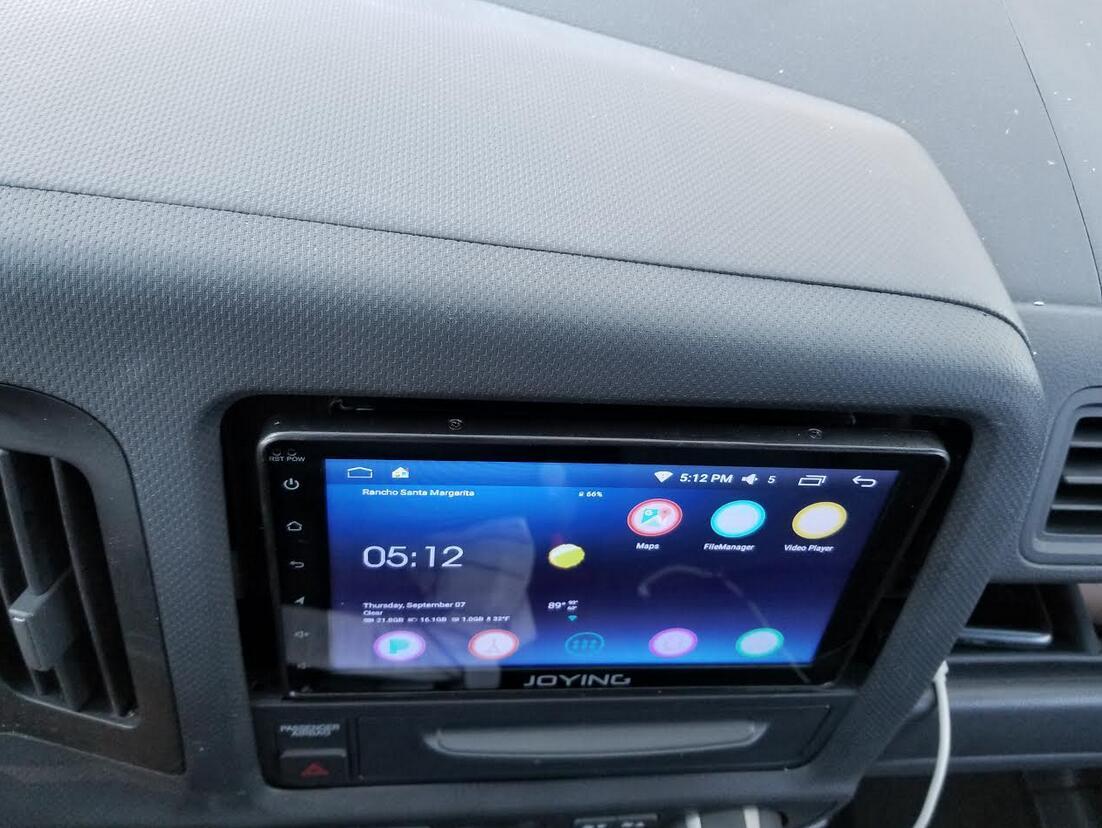 Joying Car Stereo