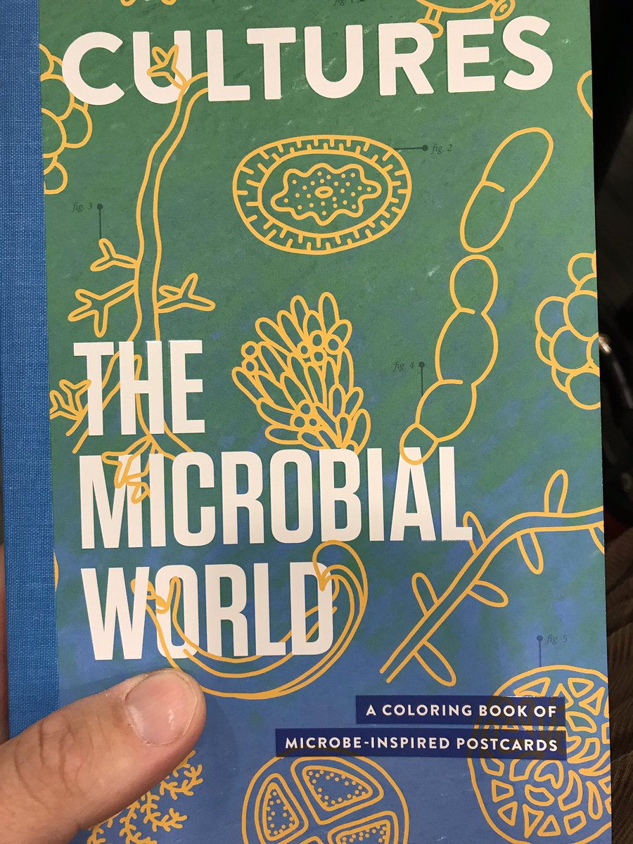 a microbiology coloring book including markowenmartin my and others favorite microbes httpstcoxkfcmnzbdq - Microbiology Coloring Book
