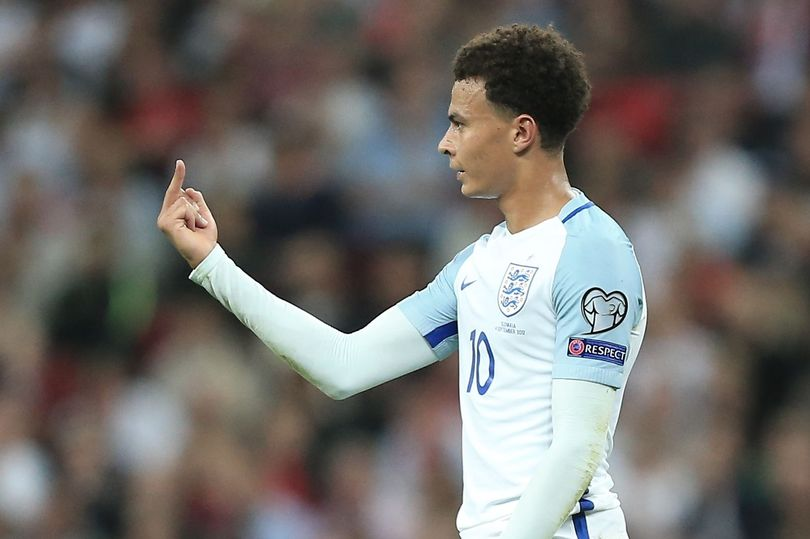 Watch Why This English Footballer Brutally Trolled Dele Alli After Maradona S Middle Finger Gesture