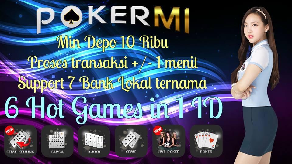 """PokerMI Indonesia on Twitter: """"https://t.co/hzvbtdVY2q Bandar Ceme ..."""