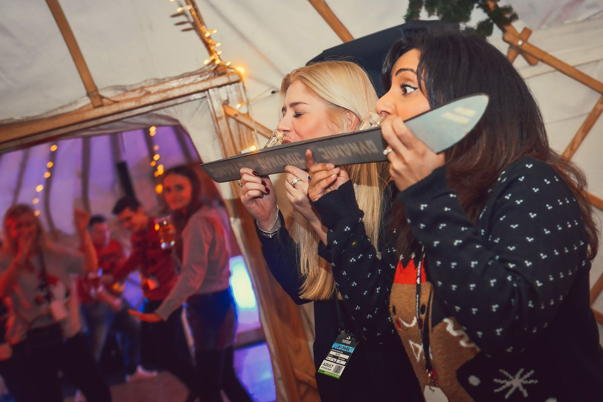 Turn Friday into #FriYay by booking your table at one of our Christmas parties. #Yorkshirebiz #Leeds  http:// ow.ly/R0iP30efjrI  &nbsp;  <br>http://pic.twitter.com/8rMDOhrBAv