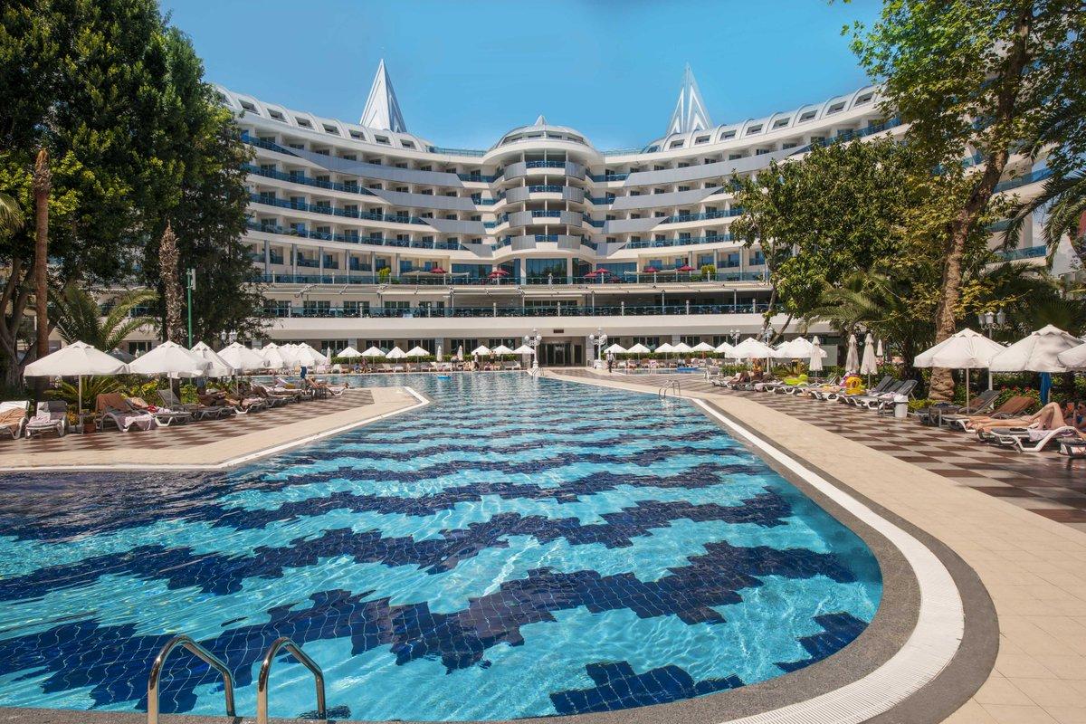 Турция аланья отель хайдарпаша отзывы