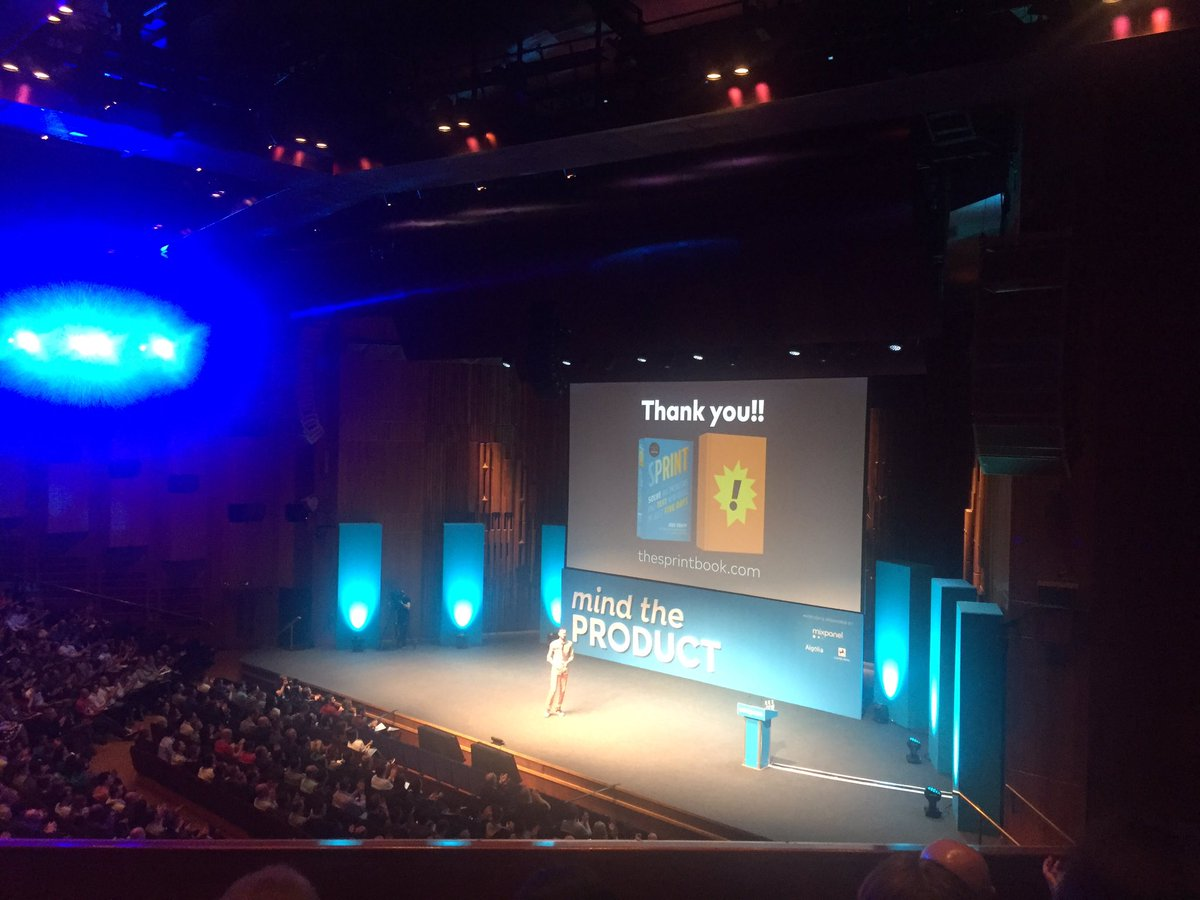 Great and fun speech @jakek #mtpcon https://t.co/5k3vMMZHZC