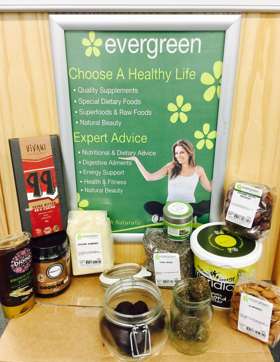 EvergreenHealthStore on Twitter: