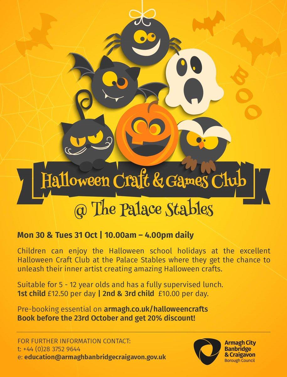 Navan Centre Fort On Twitter Halloween Mid Term Break Looming