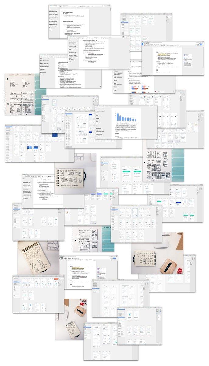 设计进阶 - 完整设计案例分析:我们怎么重新设计 Oscar APP(健康保险类)// How we designed Oscar 2.0 https://t.co/XkL6hadM9W https://t.co/4S3DkKaL5T 1