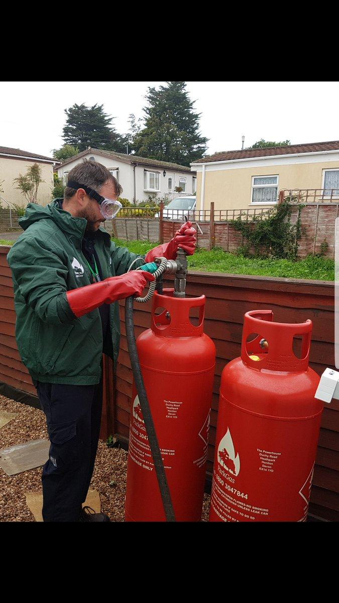 Park Home Insulation Added Gas ParkGasLtd