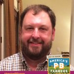 Meet Mississippi peanut farmer, B. Jones. #AmericasPBFarmers https://t.co/vPvVVtGQbn