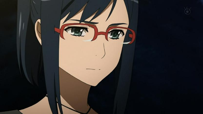 Bakakashi On Twitter Why Do Specky Anime Characters Always Have