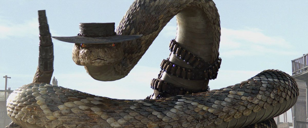 Rango Rattlesnake Wwwpicswecom