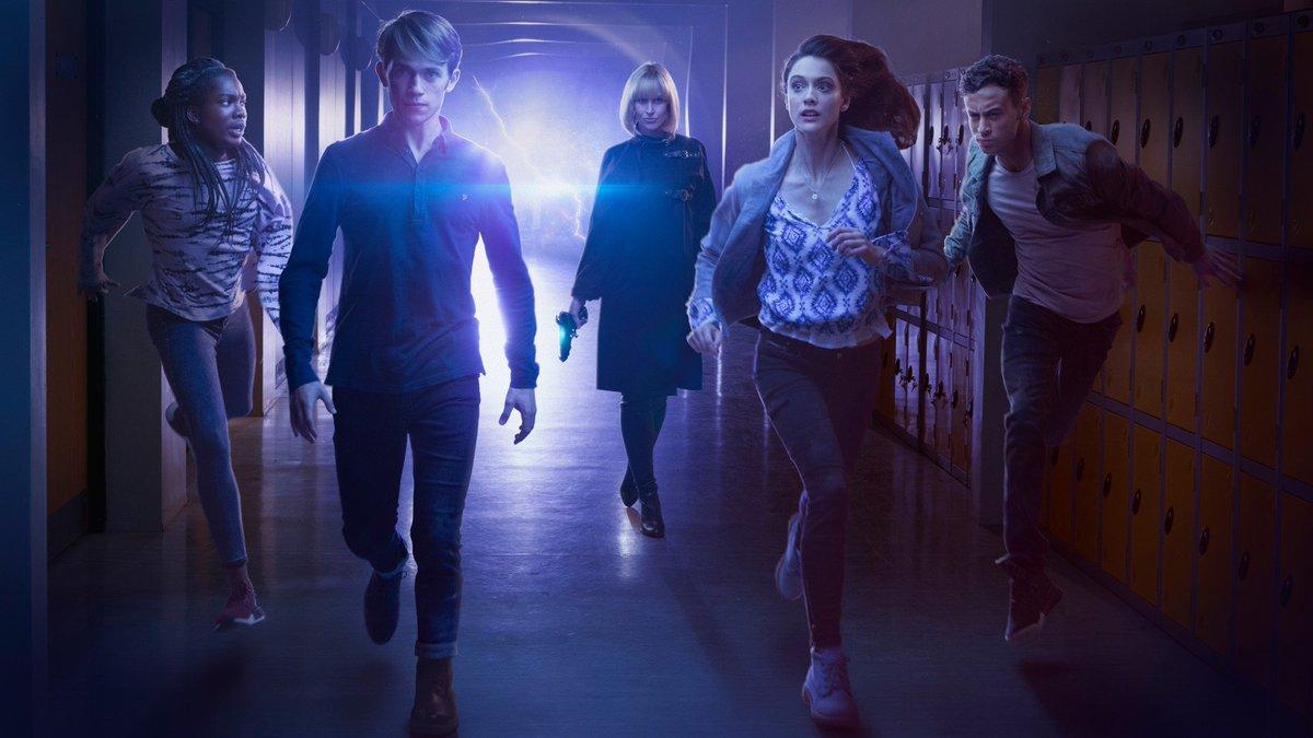 C'est officiel, Class, le spin-off de Doctor Who, est annulé https://t.co/GxHuYbKqFE