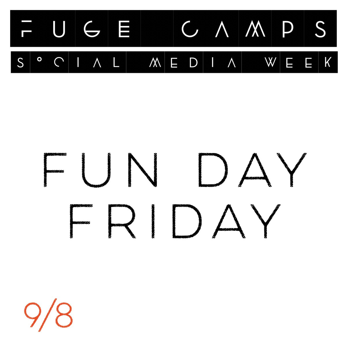 test Twitter Media - Fun Day Friday!! Post whatever fun things you want about camp! This week has been a total BLAST, so let's finish strong!! Ready, Set, Go! https://t.co/vrEYQHCGh2
