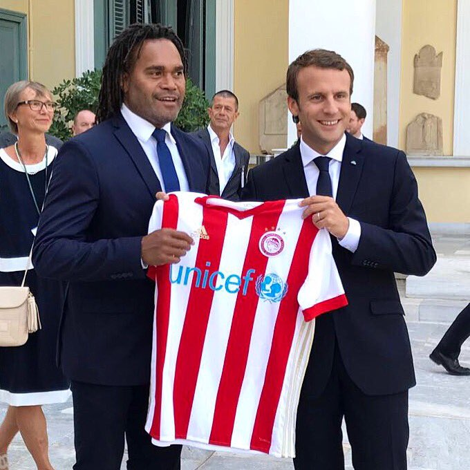 ¿Cuánto mide Emmanuel Macron? - Real height DJNHL72XkAE661N?format=jpg
