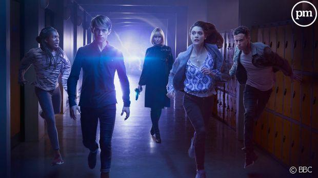 'Doctor Who' : Le spin-off 'Class' annulé après une saison https://t.co/Heqvex4pwv