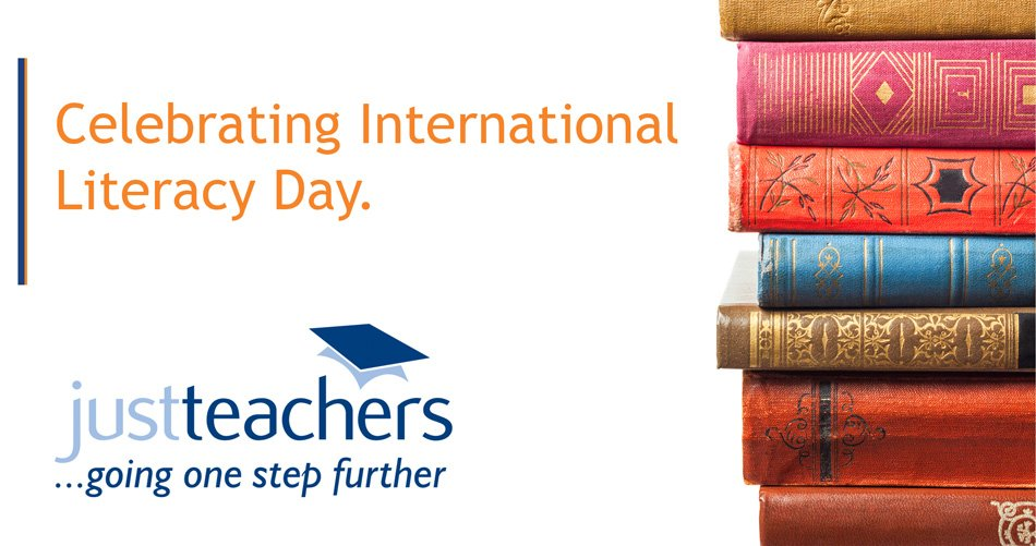 test Twitter Media - We're celebrating #InternationalLiteracyDay If you have experience in literacy support register with justteachers! https://t.co/HFYeYuB7OG https://t.co/8qk61o91qG